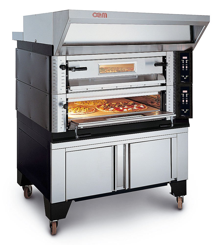 Maresca pizzria pasta fours a pizzas professionnels - Forno con funzione pizza ...